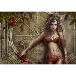 (3900 pièces) - Stone Rose