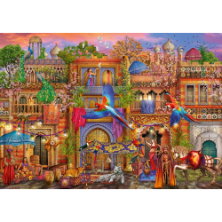 (1000 pièces) - Arabian Street