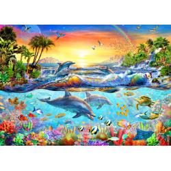 (3000 pièces) - Tropical Bay