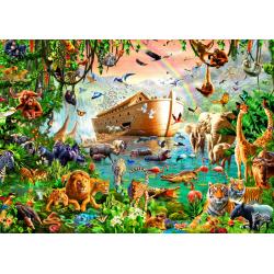 (3000 pièces) - Noah's Ark