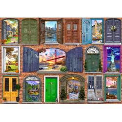(2000 pièces) - Doors of USA