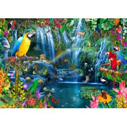 (3000 pièces) - Parrot Tropics