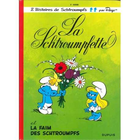 Schtroumpfs (Les) - Tome 3 - La Schtroumpfette
