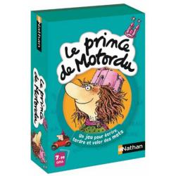 Le Prince de Motordu (jeu de cartes)