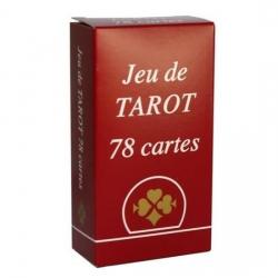 Jeu de 78 cartes : Ducale Jeu de tarot gauloise dos écossais