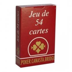 Jeu de 54 cartes Ducale