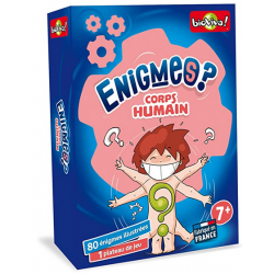 Enigmes : Corps humain