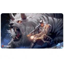 MTG : Tapis de jeu Ikoria La Terre des Béhémoths V5