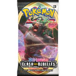Booster Pokémon EB02 - Clash des rebelles