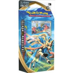 Starter Pokémon EB02 - Clash des rebelles - Deck Zacian