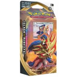 Starter Pokémon EB02 - Clash des rebelles - Deck Zamazenta