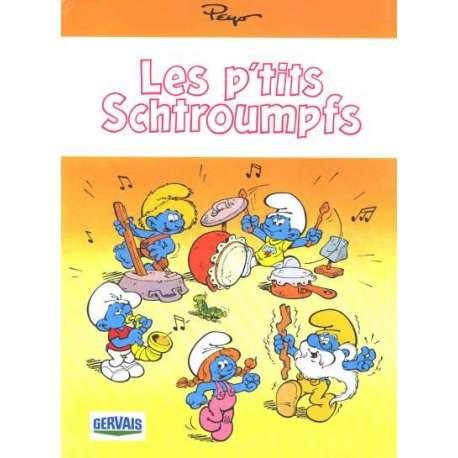 Schtroumpfs (Les) - Tome 13 - Les p'tits schtroumpfs