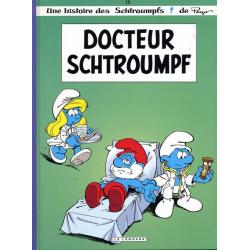 Schtroumpfs (Les) - Tome 18 - Docteur Schtroumpf