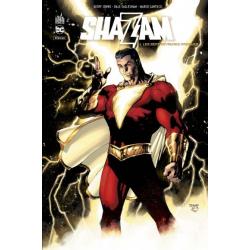 Shazam Rebirth - Tome 1 - Les sept Royaumes Magiques