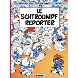 Schtroumpfs (Les) - Tome 22 - Le Schtroumpf reporter