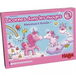 Licornes dans les nuages – Bienvenue à Rosalie !