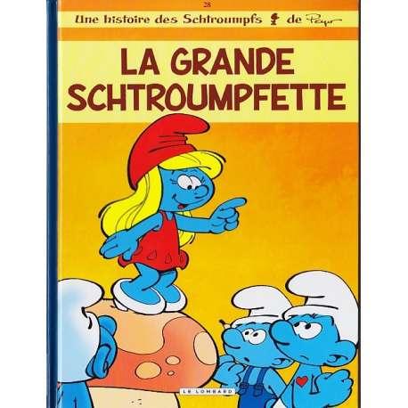 Schtroumpfs (Les) - Tome 28 - La Grande Schtroumpfette