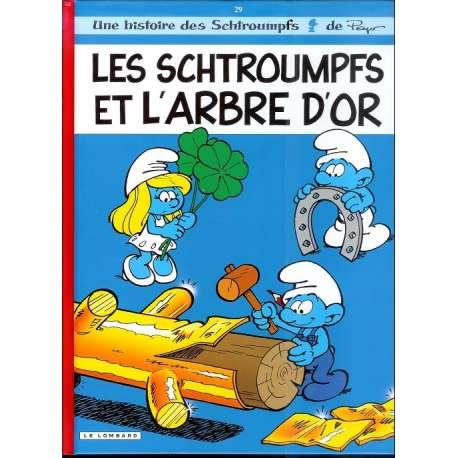 Schtroumpfs (Les) - Tome 29 - Les schtroumpfs et l'arbre d'or