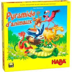 Pyramide d'animaux – Jeu d'empilement et d'équilibre
