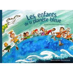 Les enfants de la planète bleue - Album