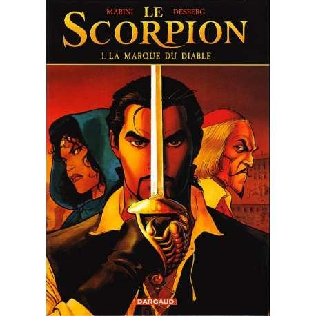 Scorpion (Le) - Tome 1 - La marque du diable