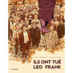 Ils ont tué Léo Frank - Ils ont tué Léo Frank