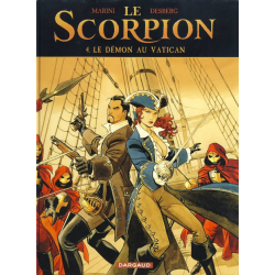 Scorpion (Le) - Tome 4 - Le Démon au Vatican