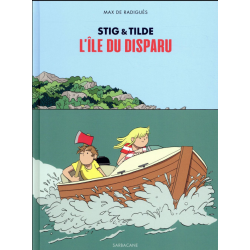 Stig & Tilde - Tome 1 - L'île du disparu
