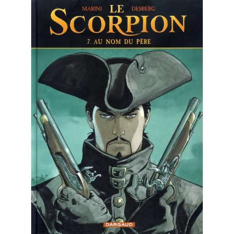 Scorpion (Le) - Tome 7 - Au Nom du Père