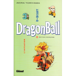 Dragon Ball (albums doubles) - Tome 3 - L'Initiation