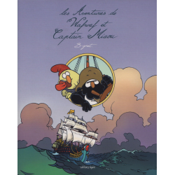 Wafwaf & Captain Miaou - Les Aventures de Wafwaf et Captain Miaou