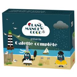 Blanc Manger Coco : Galette Complète