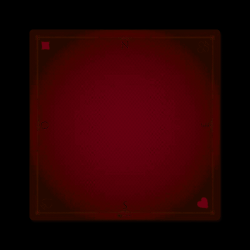 Tapis Prestige Rouge Taille 1 (60x60cm)