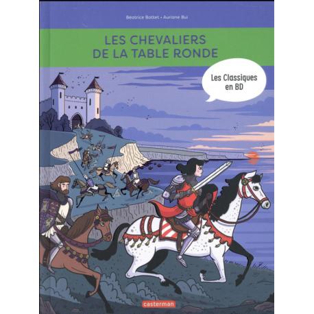 Chevaliers de la table ronde (Les) (Bottet/Bui) - Les chevaliers de la table ronde