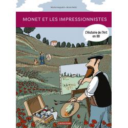 Histoire de l'art en BD (L') - Tome 3 - Monet et les impressionnistes
