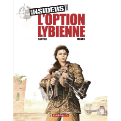 Insiders - Tome 12 - L'option lybienne