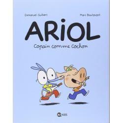 Ariol (2e Série) - Tome 3 - Copain comme cochon