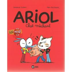 Ariol (2e Série) - Tome 6 - Chat méchant