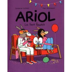 Ariol (2e Série) - Tome 8 - Les trois baudets