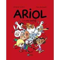 Ariol (2e Série) - Tome 12 - Le coq sportif