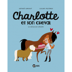Charlotte et son cheval - Tome 3 - La saion des amours