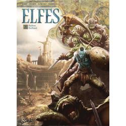 Elfes - Tome 26 - Raïken-Kahlaal