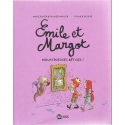 Émile et Margot - Tome 2 - Monstrueuses bêtises !
