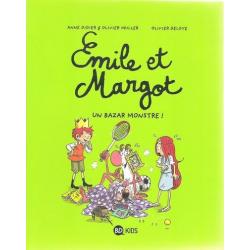 Émile et Margot - Tome 3 - Un bazar monstre !