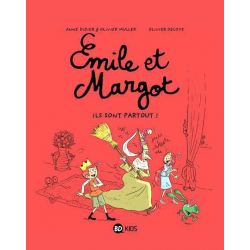 Émile et Margot - Tome 6 - Ils sont partout !