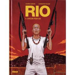 Rio (Rouge/Garcia) - Tome 4 - Chacun pour soi