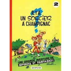 Spirou et Fantasio - Tome 2 - Il y a un sorcier à Champignac