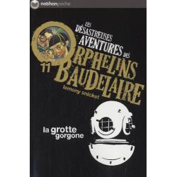 Les désastreuses Aventures des Orphelins Baudelaire - Tome 11