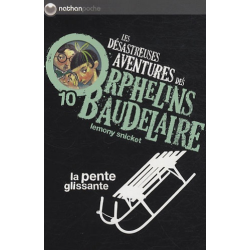 Les désastreuses Aventures des Orphelins Baudelaire - Tome 10
