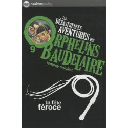 Les désastreuses Aventures des Orphelins Baudelaire - Tome 9